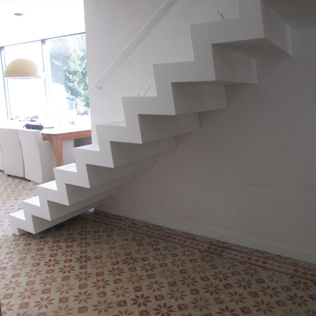 Design trappen vergeert en sven nys in het n programma for Huis programma